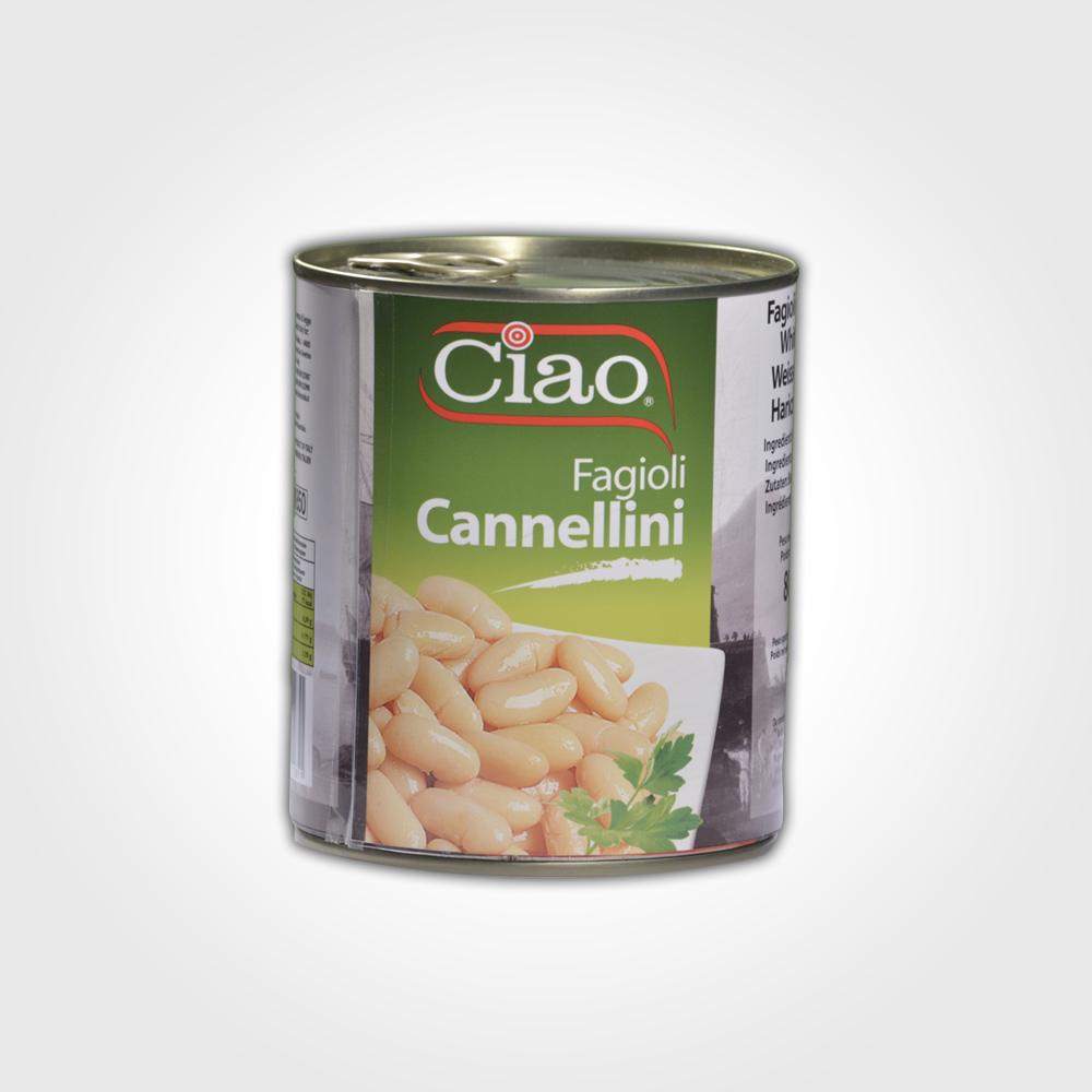 Ciao Fagioli Cannellini 800g