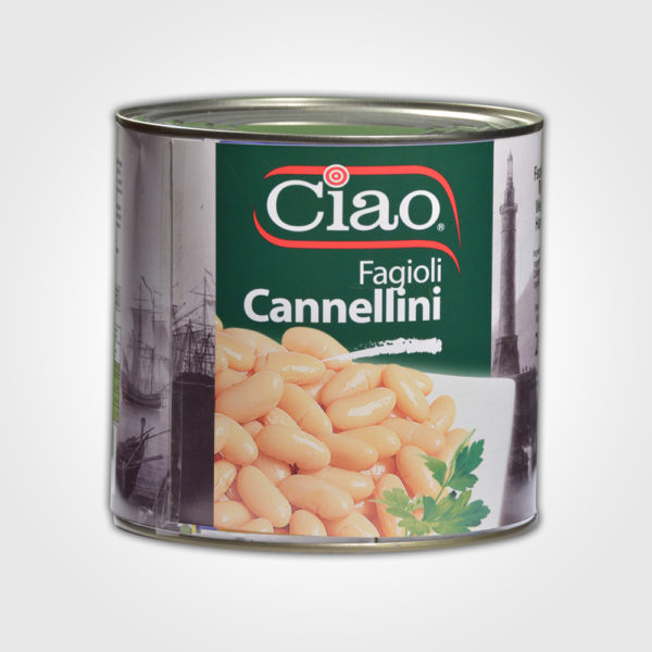 CIAO White Beans 2550g