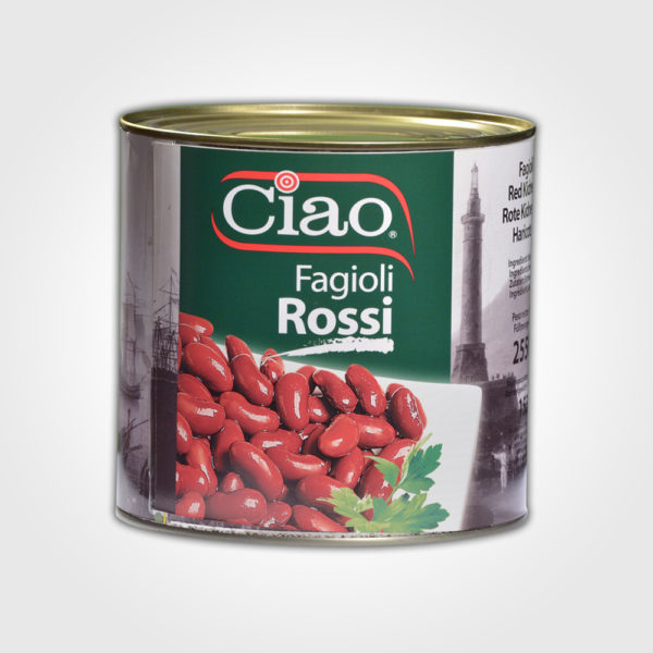 CIAO Red Kidney Beans 2550g