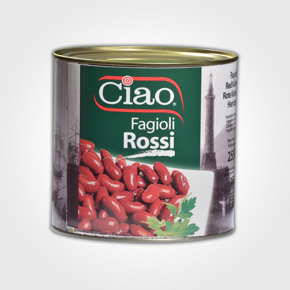 Ciao Fagioli Rossi 2550g