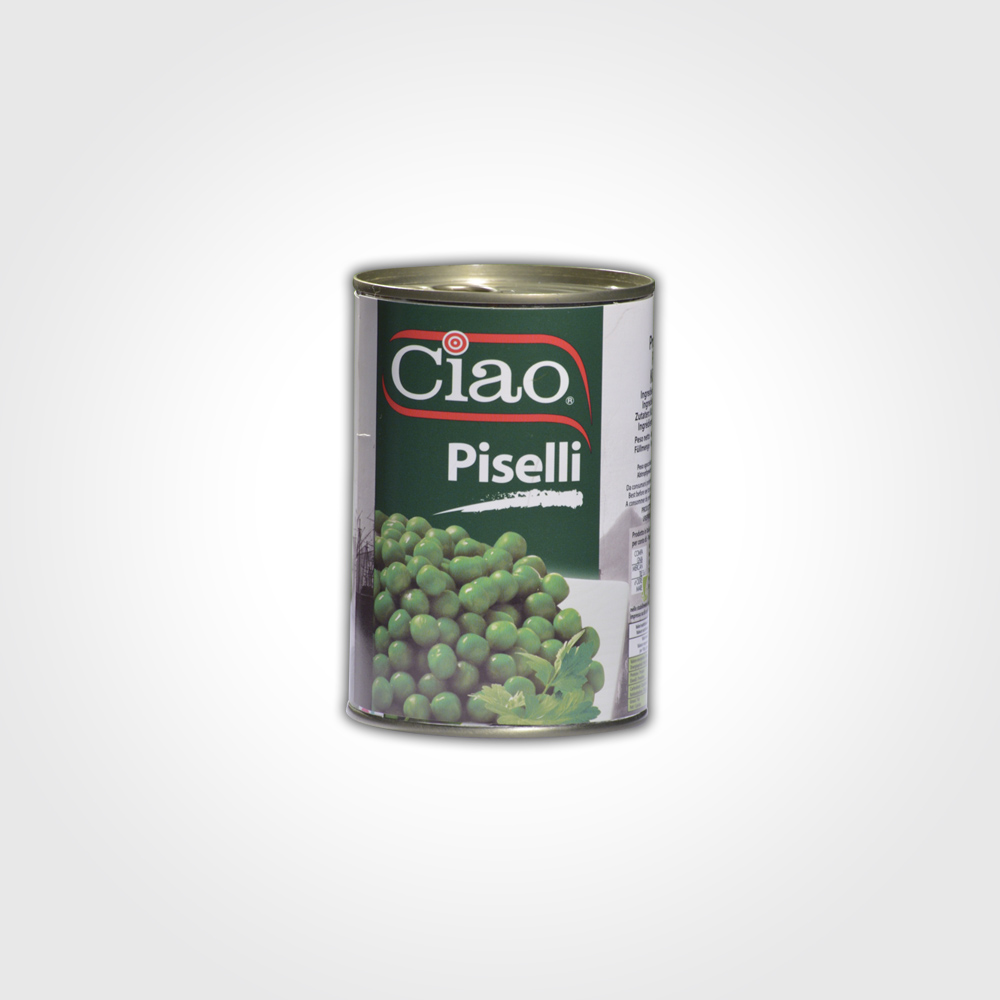 Ciao Piselli 400g