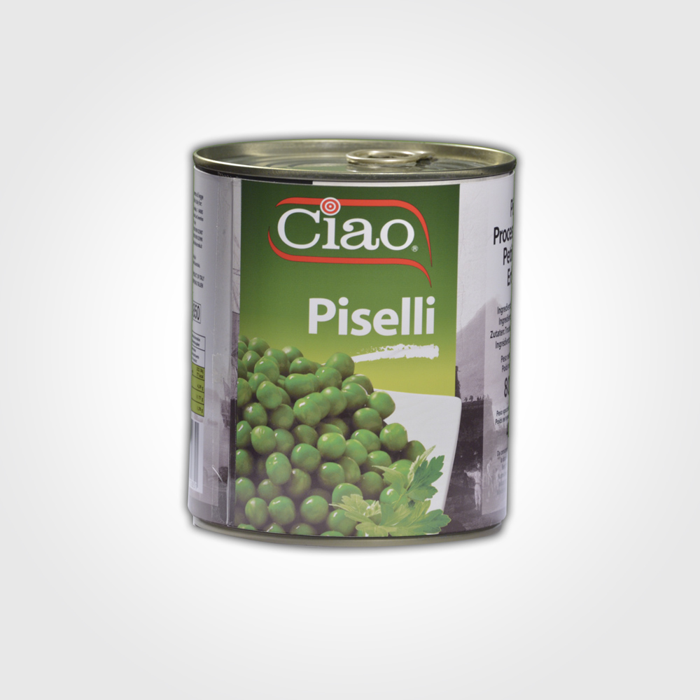 Ciao Piselli 800g