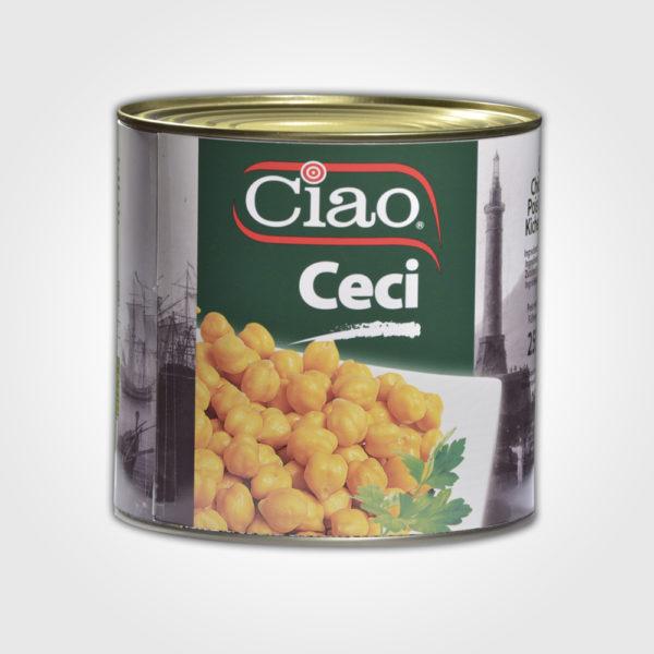 CIAO Chick Peas 2550g