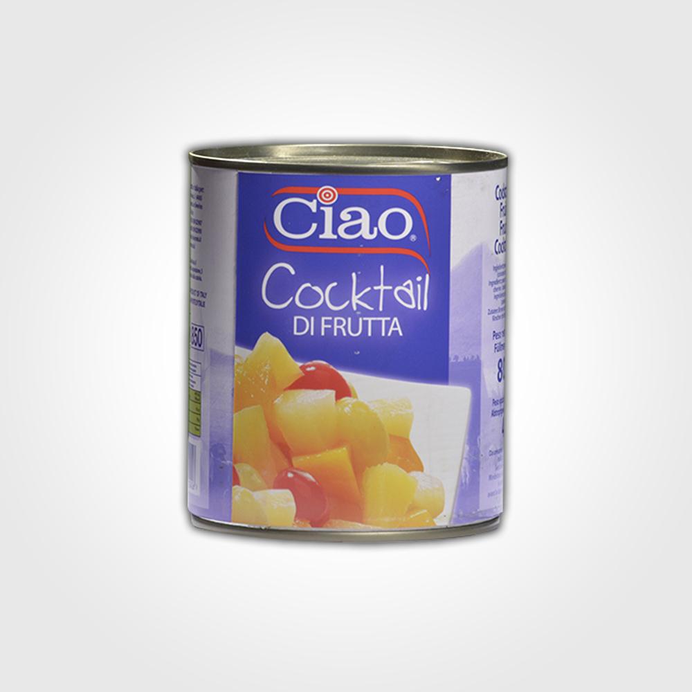 Ciao Cocktail di Frutta 800g