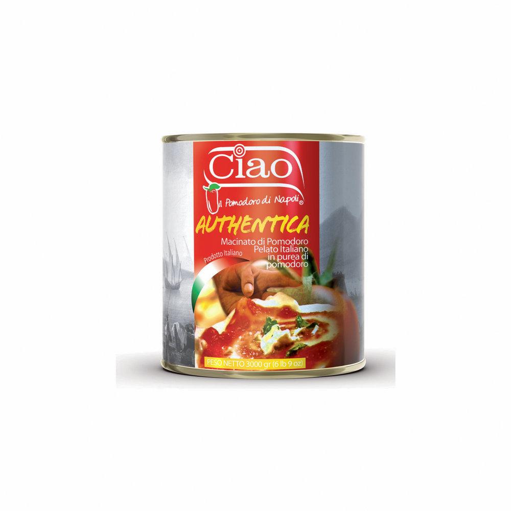 Ciao Authentica Pizza 3000g