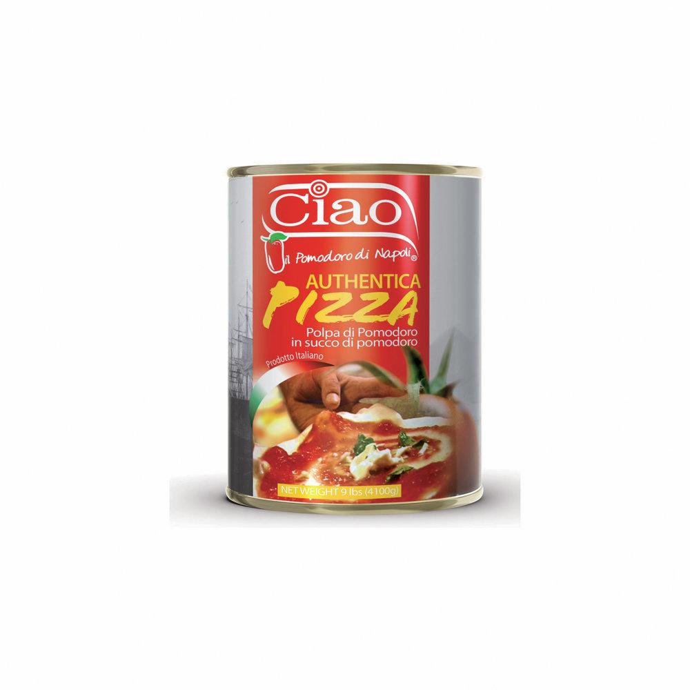 Ciao Authentica Pizza 4100gr