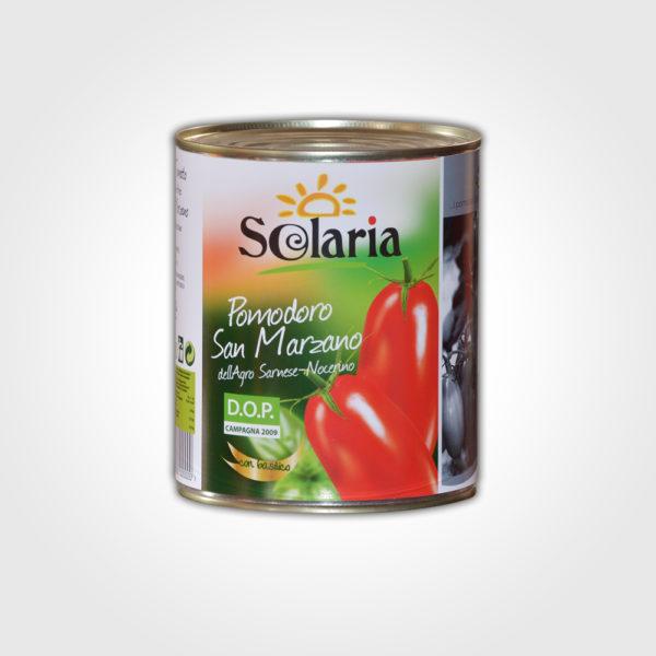Solaria Pomodori San Marzano 800g