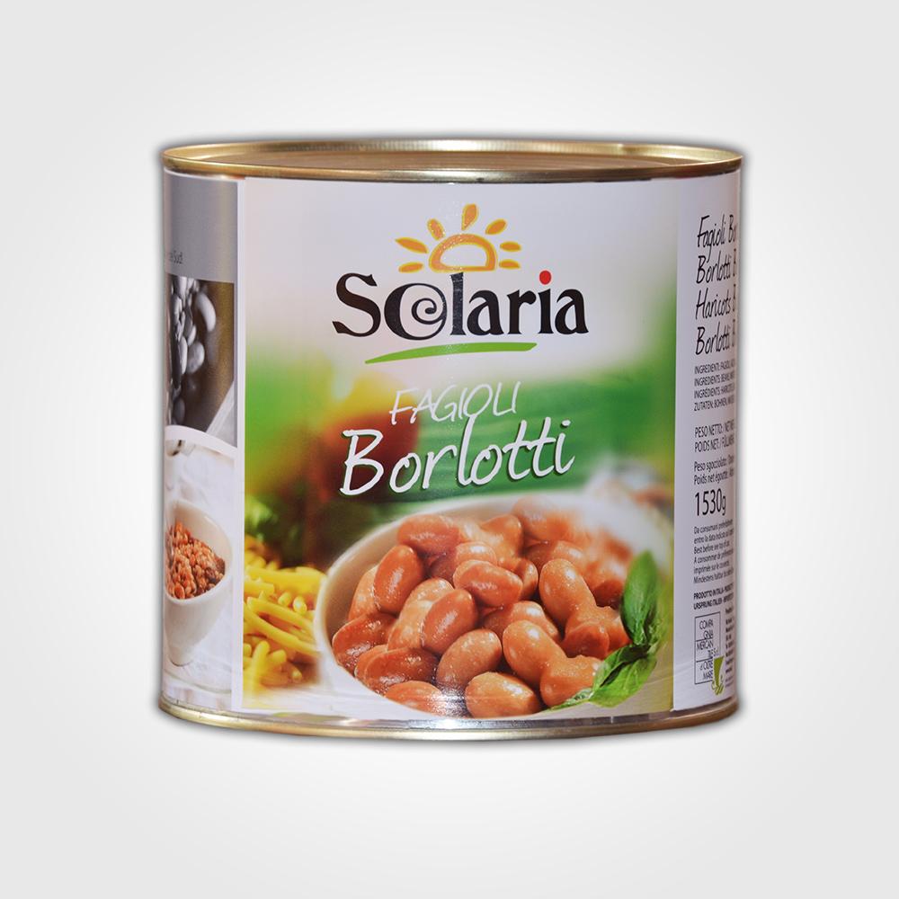 Solaria Fagioli Borlotti 2550g