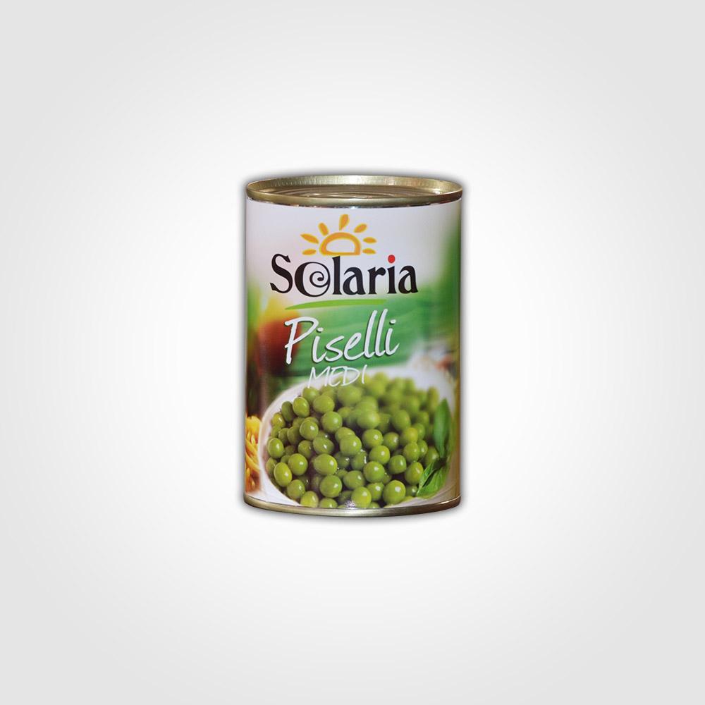 Solaria Piselli 400g