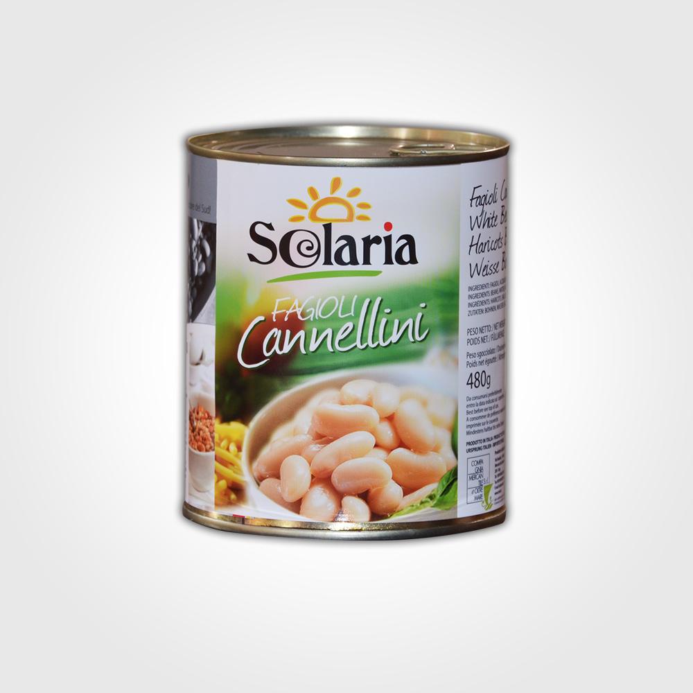 Solaria Fagioli Cannellini 800g
