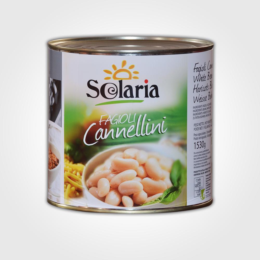 Solaria Fagioli Cannellini 2550g