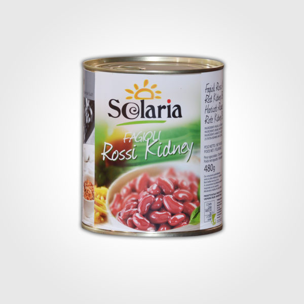 Solaria Fagioli Kidney 800g