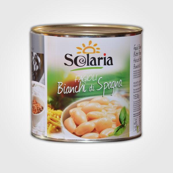 Solaria Fagioli Bianchi di Spagna 2550g