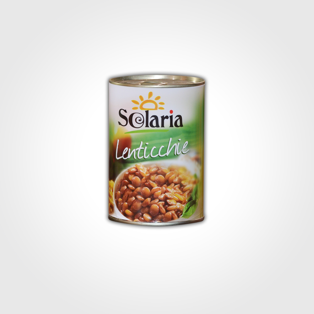 Solaria Lenticchie 400g