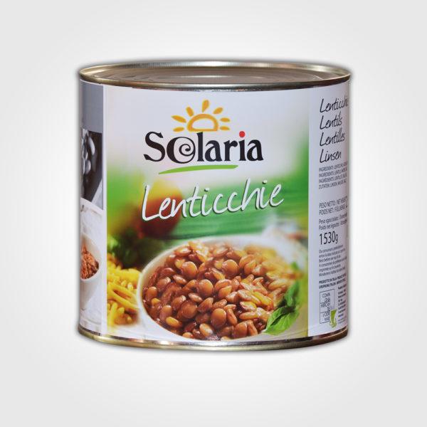 Solaria Lenticchie 2550g