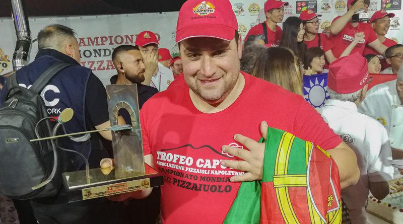 campione del mondo della Pizza Stg 2018