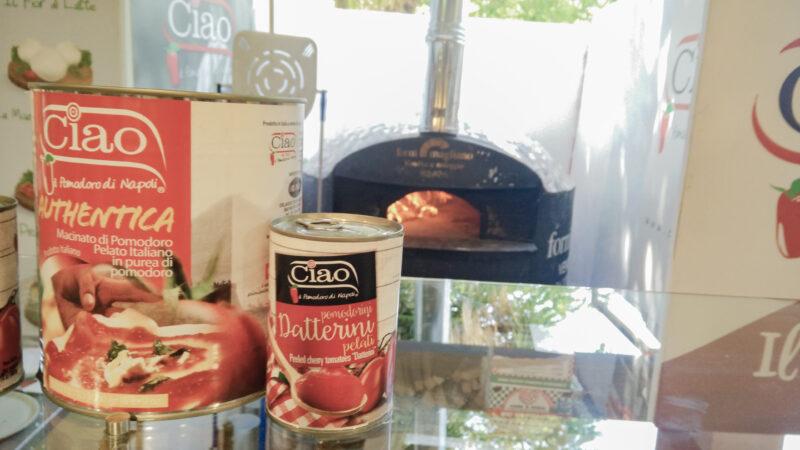 le latte di Ciao - il pomodoro di Napoli