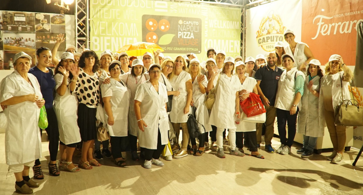 Gallery Napoli Pizza Village 2019
