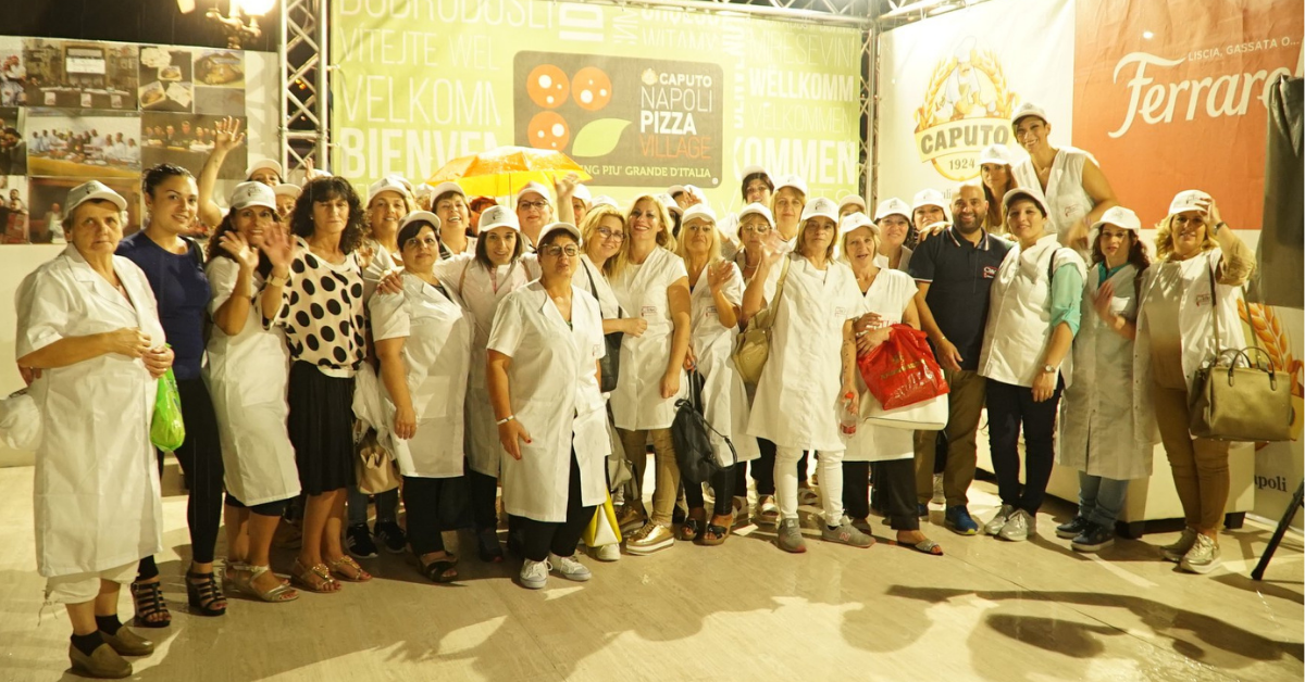 Gallery Napoli Pizza Village 2019
